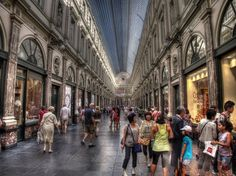 Shopping center in Brussels, Belgium#Repin By:Pinterest++ for iPad#