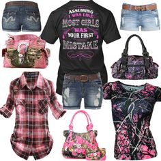 Your First Mistake Shorts and Purse Outfits - Real Country Ladies