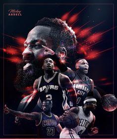 Harden Kawhi Westbrook Lebron Isaiah NBA. #wmcskills