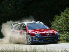 Lendas do WRC: Citroën Xsara WRC e a estreia matadora de Sébastien Loeb - FlatOut!