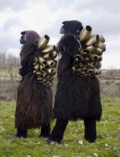 Post with 103 votes and 110921 views. Tagged with The More You Know; Shared by smouko. Traditional & Ceremonial Pagan Costumes of Europe Folklore, Charles Freger, Wooly Bully, The Doors Of Perception, Art Premier, Folk Costume, People Of The World, Tribal Art, Art Plastique