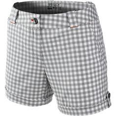 Nike Dri-FIT Sporty Sport Women's Golf Shorts - Light Taupe