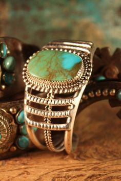 Jewelry - Bracelets - JAW DROPPING RED MESA TURQUOISE CUFF BRACELET! - Cowgirl Fashion - DoubleDRanch|High End Western Wear|Vintage Collection|Black as Crow Onyx|Cowgirl Fashions|Jewelry Nested in Sterling Silver|Turquoise|Double D Ranchwear|Cowgirlkim|Glitter|Bling|Cowgirl Kim Fashion - (Powered by CubeCart)