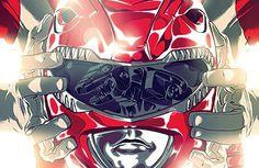 Los Powers Rangers regresan en forma de cómic: Con olor a nostalgia | Cómics