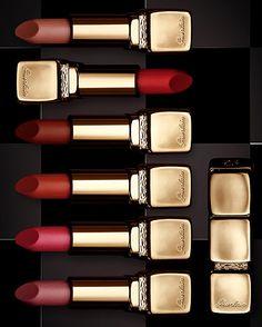 Guerlain - best lipsticks next to Dior addict for me!