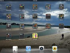 1st grade teacher shares apps organized by subject