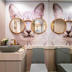 Banheiro - A partir de sexta-feira com muito estilo . - # Banheiro # A partir de . Bathroom Inspiration, Interior Inspiration, Bathroom Ideas, Deco Originale, Bathroom Interior, Bathroom Remodeling, Interior And Exterior, Interior Decorating, Interior Design