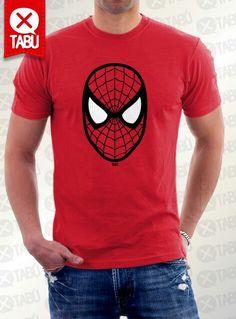 Remera spiderman