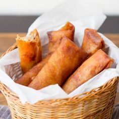 Chinese Spring Roll Recipe with pork tenderloin, shredded carrots, napa cabbage, cooking oil, salt, corn starch, water, light soy sauce, corn starch, oyster sauce, Shaoxing wine, sugar