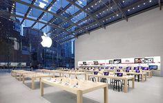 Las espectaculares tiendas de Apple
