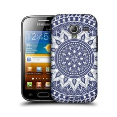 HEAD CASE BEWITCHED MANDALA HARD BACK CASE COVER FOR SAMSUNG GALAXY ACE 2 I8160