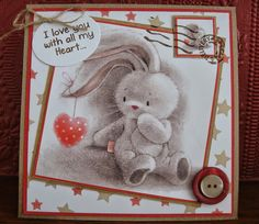 Arty Andrea I Love You, My Love, With All My Heart, I Card, About Me Blog, Frame, Decor, Picture Frame, Te Amo
