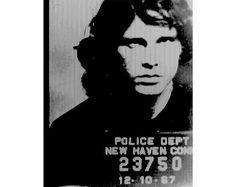 Jim Morrison poster Jim Morrison mugshot photo print mug shot photograph The Doors cool wall decor neon art print blue pink green black Pop Art Posters, Poster Prints, Art Print, Vintage Photographs, Vintage Images, Jim Morrison Poster, Professional Poster, Cool Wall Decor, Photoshop Rendering