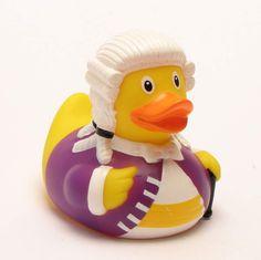 Lord Duck - #rubberduck - #bathduck - #Qietscheentchen - #Badeente