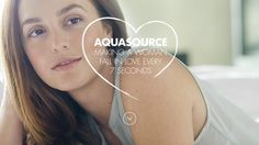 Did you know a woman falls in love with Aquasource every 7 seconds? Be the next – enter the competition to win 1 of 7 deluxe $500 Aquasource packs and receive a free sample now.
