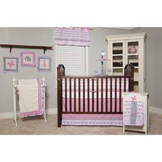 Sassy Safari 10 piece Crib Set
