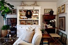 white or gray bookase   we have such to paint