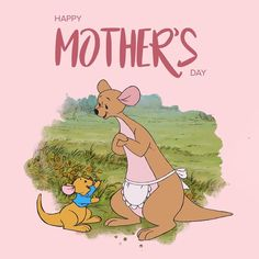 Disney Movie Club, Disney Movies, Disney Characters, Fictional Characters, Tigger And Pooh, Disney Winnie The Pooh, My Friend, Friends, Happy Mothers Day