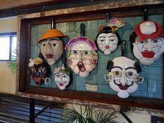 LOVE this!!!  By Mosaic Artist  Solange Piffer   MEU TRABALHO PARA EXPO EM CURITIBA