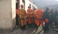 Una explosión en una mina en Shizuishan, ciudad ubicada en la región de Ningxia Hui en China, ha causado la muerte de 18 personas, aunque algunos medios reportan a 17.
