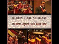 West Angeles Cogic Mass Choir - Lord Prepare Me To Be A Sanctuary