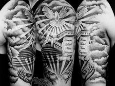 40+ Creative Dove Tattoo Designs and Symbolic Meaning - Peace, Harmony