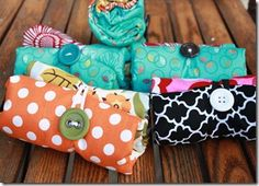 teacher Christmas Gifts—a Fold-Up Tote Tutorial