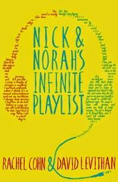 nick and norah's infinite playlist book cover