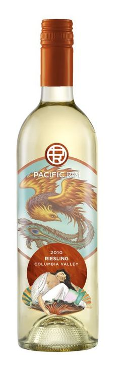 Pacific Rim Columbia Valley Riesling 2010.  Selected as the #1 Top 100 Best Buy Wine of 2011 and rated  Excellent, extremely well made and highly recommended by Wine Enthusiast.