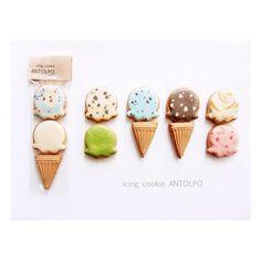 Twitter / antolpo_i: アイスクリーム・アイシングクッキー http://t.co/ ...