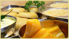 Monsoon Spice | Unveil the Magic of Spices...: Jackfruit Idli with Mango Chuteny