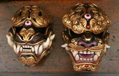 STEAM PUNK FU DOG mask - Google Search