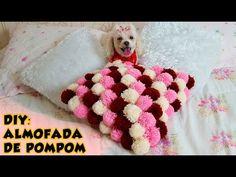 DIY   Tapete de pompons   Decoração de Inverno ft. Dona Engenhosa   Do Sofá - YouTube
