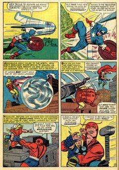 Kirby's Avengers