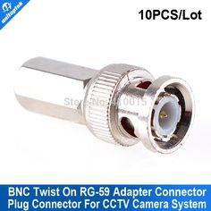 $5.40 (Buy here: https://alitems.com/g/1e8d114494ebda23ff8b16525dc3e8/?i=5&ulp=https%3A%2F%2Fwww.aliexpress.com%2Fitem%2F10-CCTV-RG59-Coax-BNC-Twist-On-Connector-Adapter-Cable%2F603396050.html ) 10Pcs/lot CCTV RG59 Coax BNC Connector Coax BNC Twist Adapter Cable for just $5.40