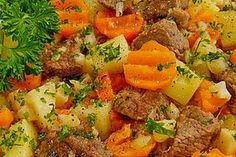 Pichelsteiner Fleisch nach Uromas Art, ein tolles Rezept aus der Kategorie Rind. Bewertungen: 5. Durchschnitt: Ø 4,0.
