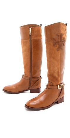 78af8ac77c14 Tory Burch Lizzie Riding Boots