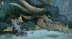 ArtStation - The Mother of the Dragon , Alexandre Mokhov