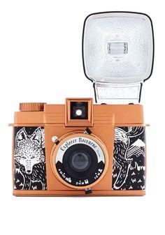 Diana F+ Camera in Nocturne, #ModCloth