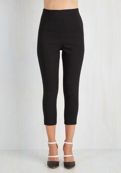 Jive Got a Feeling Pants in Black, @ModCloth