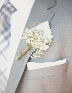 babies breath bouquet | Baby's breath bridal bouquet Archives | Weddings Romantique