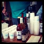 Bee Coffee Roasters collaboration with Wilks and Wilson for Caffeine Crawl Indy 2015   Indianapolis, IN