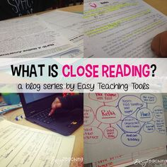 is Close Reading? What is Close Reading? Let me share what it is and how it works in the primary grades.What is Close Reading? Let me share what it is and how it works in the primary grades. Reading Intervention, Guided Reading, Teaching Reading, Teaching Tools, Reading Comprehension, Teaching Ideas, Shared Reading, Teaching History, Creative Teaching