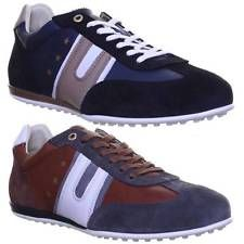 Pantofola D' ORO Scafati LOW Mens Leather Lace UP Trainers Size 40 46 | eBay
