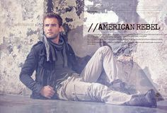 American Rebel#fredmello #outfit #advcampaign#mancollection #look#man#fredmello1982 #newyork #springsummer2013 #accessible luxury #cool #usa #nyc#sport #casual
