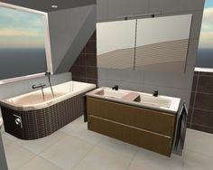 1000 images about badkamer ontwerp on pinterest met for Ontwerp 3d badkamer