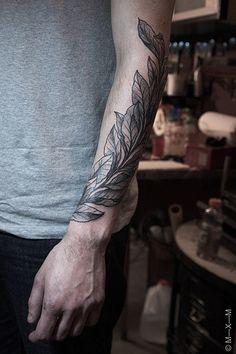 MXM @Sharon Macdonald Macdonald Macdonald Johnston River Tattoo, Brooklyn