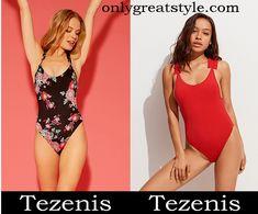 Accessories+Tezenis+swimsuits+2018+women's+swimwear+new+arrivals