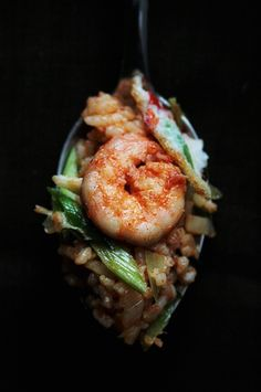 Notions & Notations of a Novice Cook — Making Kimchi Bokkeumbap (김치볶음밥) / Kimchi Fried...