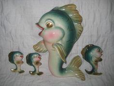 Lefton Fish Set